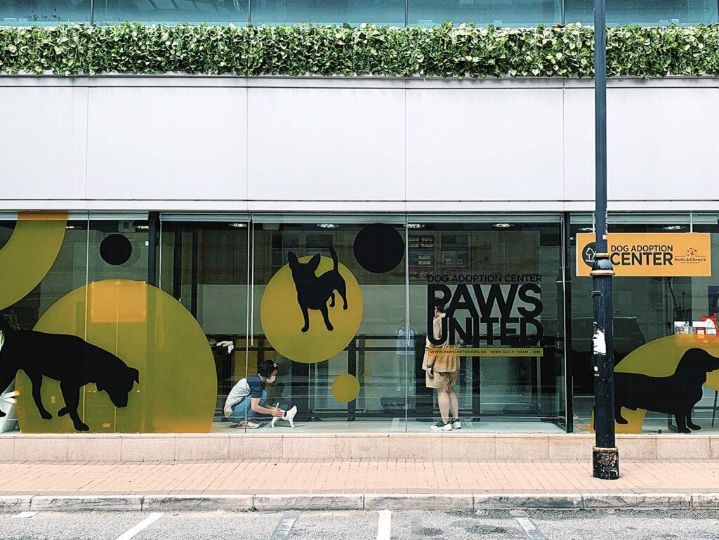 Paws United Dog Adoption Centre